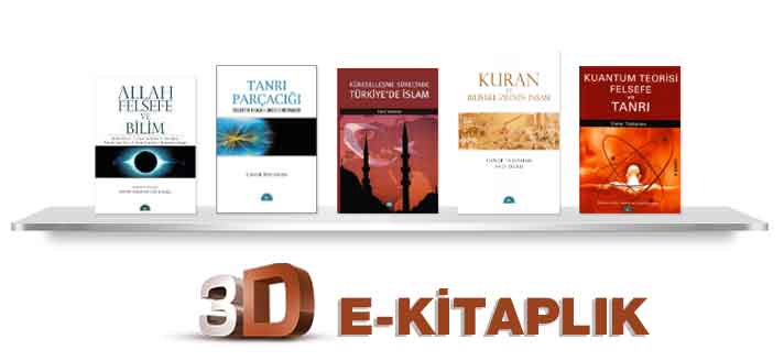 3D KİTAPLIK